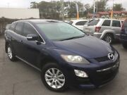 2010 Mazda CX-7 ER MY10 Classic (FWD) Blue 5 Speed Auto Activematic Wagon Southport Gold Coast City Preview