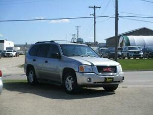 2005 GMC ENVOY 4X4, HAS SAFETY AND WARRANTY $5,450