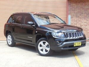 2013 Jeep Compass MK MY14 Sport (4x2) Black 5 Speed Manual Wagon Castle Hill The Hills District Preview