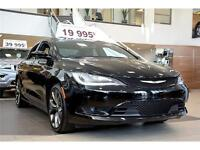 2015 Chrysler 200 S LIQUIDATION 6000$ DE RABAIS