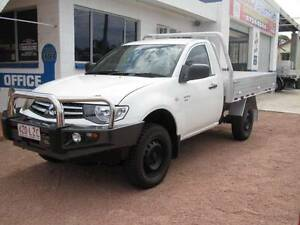 2009 Mitsubishi Triton Turbo Diesel Ute Hyde Park Townsville City Preview