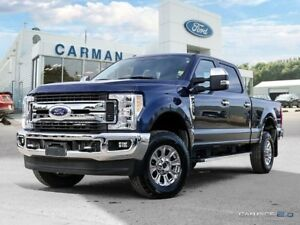 2017 Ford F-250 XLT Heated Seats Power-Folding Mirrors