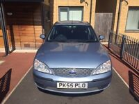 Ford Mondeo '55 plate - full service history - MOT to July 2017 - 102,000 miles - great family car