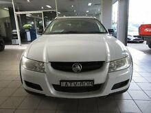 2005 Holden Commodore VZ ONE Tonner Cross 6 White 4 Speed Automatic Cab Chassis Thornleigh Hornsby Area Preview