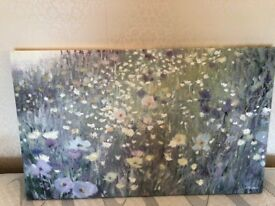 laura ashley picture on canvas
