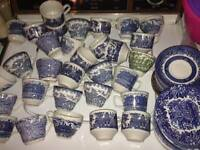 Blue Willow Cups & Saucers Fredericton New Brunswick Preview