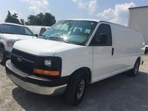 2008 Chevrolet Express G2500 - Cargo - Extended