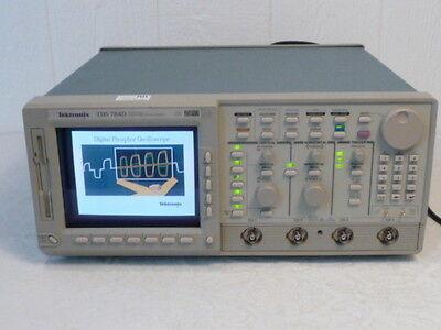 Tektronix Tds784d Digital Phosphor Oscilloscope