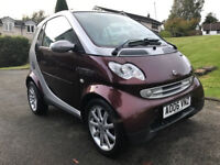 Smart Fortwo Coupe, 698cc, Auto, Low Miles, 2006