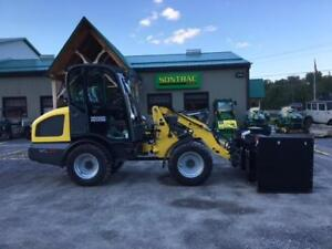 NEW WACKER NEUSON WL38 - WHEEL LOADER - CAB/HIGH FLOW