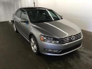 2014 Volkswagen 3.6L V6 Highline NAVIGATION CAMERA CUIR TOIT