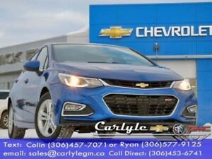 2016 Chevrolet Cruze RS True-North w/ Sunroof