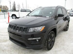 2019 Jeep Compass ALTITUDE EDITION 4X4              5 INCH TOUCH