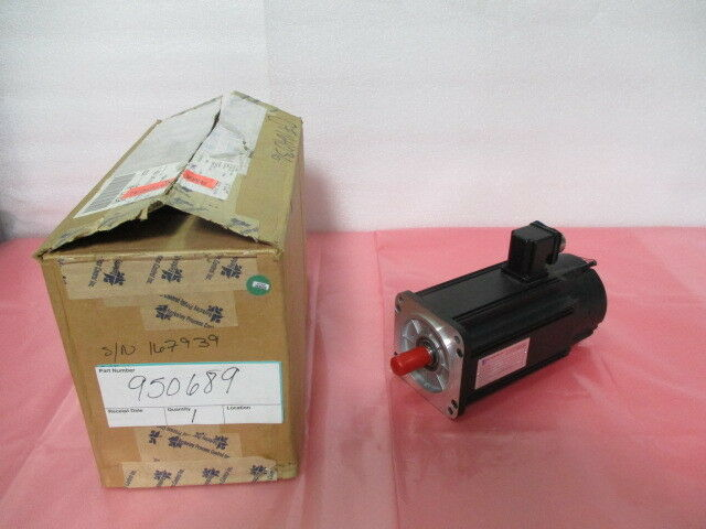 Berkeley Process Control ASM121-B-0/B-16-NB/10 AC Brushless Servo Motor, 421525