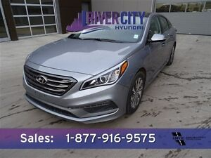 2015 Hyundai Sonata SPORT Leather,  Heated Seats,  Back-up Cam,