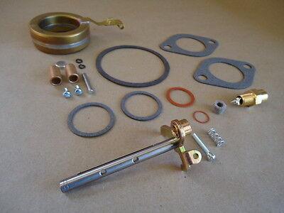 Carburetor Repair Rebuild Kit Float Marvel Schebler Dltx67 Dltx73 John Deere B