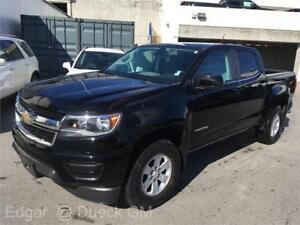 2015 Chevrolet Colorado black RWD just 36.000 km CREW CAB