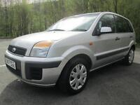 Ford Fusion Style Climate 5dr PETROL MANUAL 2007/07