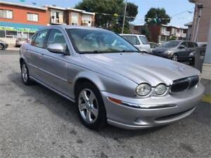 2002 Jaguar X-TYPE      TRES PROPRE      ROULE TRES BIEN