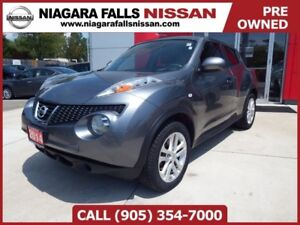2014 Nissan JUKE SV | 6SPD TURBO | BACKUP CAM