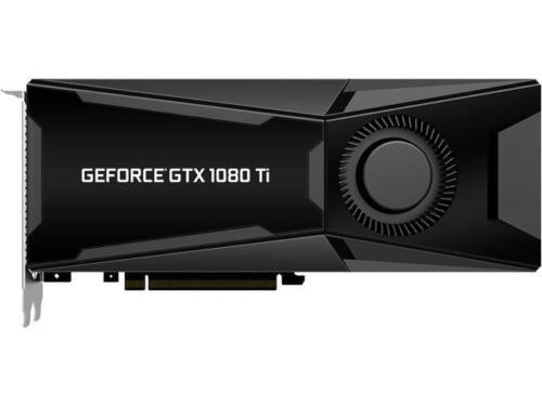 PNY GeForce GTX 1080 Ti DirectX 12 VCGGTX1080T11PB-CG2 11GB