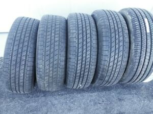 All Season tire set (5) with alloy wheels for sale(205/65R/15)