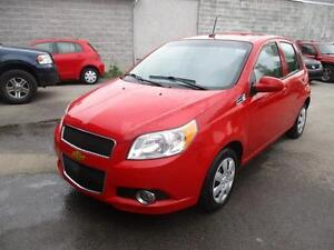 2010 Chevrolet Aveo LT ( AUTOMATIQUE - FULL ÉQUIPE )