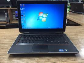 Dell Latitude E6320 Core i7-2640M 2.80GHz 4GB RAM 250GB HDD DVD±RW HDMI Web Laptop