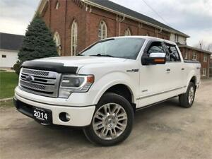 2014 Ford F-150 Platinum - FULLY LOADED - LEATHER - NAV
