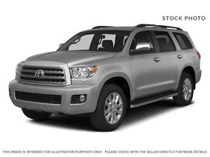2015 Toyota Sequoia Limited 4X4!