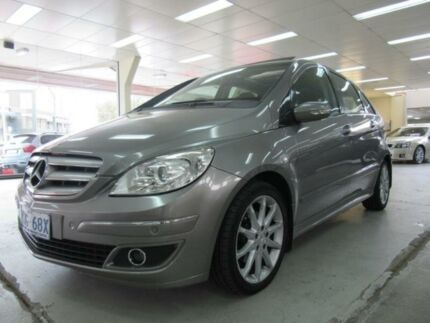 2007 Mercedes-Benz B200 245 Turbo Grey Continuous Variable Hatchback Fyshwick South Canberra Preview