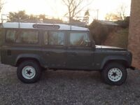 Great condition 12 Seater Landrover '92 for sale
