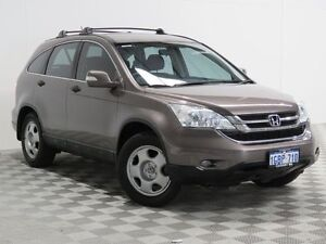 2010 Honda CR-V MY10 (4x4) Sport Grey 5 Speed Automatic Wagon East Rockingham Rockingham Area Preview