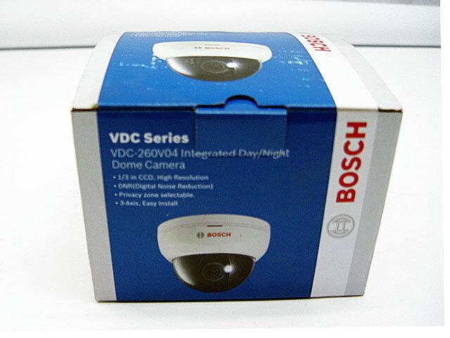 Bosch VDC-260V04 Day/Night Dome Camera, VDC-260V04-20