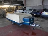 RACLET TRAILER TENT COMPLETE WITH KITCHEN UNIT