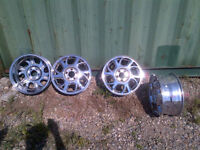 OEM 16 Rims for GM, Chev, Pont, Olds Only Asking $325.00