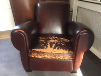 FREE: Leather Armchair