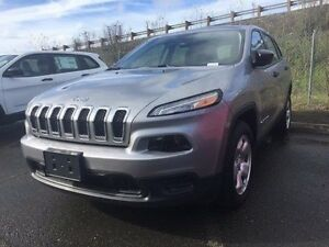 2016 Jeep Cherokee North |4WD|FEW CLRS