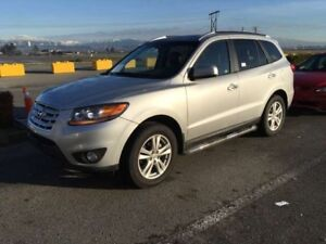 2010 Hyundai Santa Fe Limited 3.5 AWD, ABSOLUTELY LOADED, LOCAL,