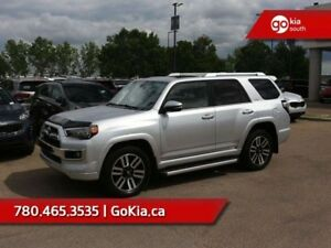2015 Toyota 4Runner LIMITED; SUNROOF, LEATHER, NAV, HEATED/VENTI