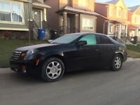 2004 caddliac cts