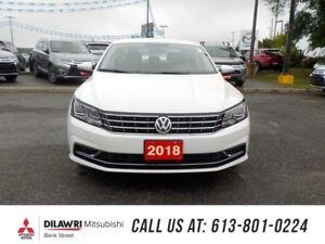 2018 Volkswagen Passat CHEAPEST TRENDLINE+ IN THE PROVINCE