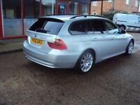 2006 56 BMW 3 SERIES 2.0 320D SE TOURING 5D AUTO 161 BHP DIESEL