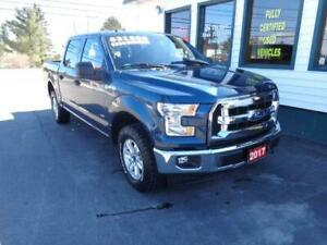 2017 Ford F-150 XLT 4x4 2.7L for only $265 bi-weekly all in!