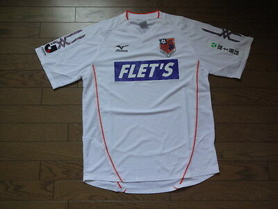 Omiya Ardija 100% Original Jersey Shirt 2005 Away BNWOT NEW Japan J-League image