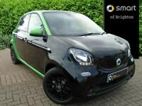 smart forfour hatchback (black) 2017-06-23