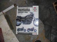 yamaha vmax workshop manual