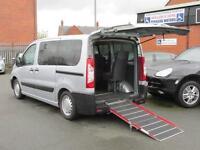 Citroen Dispatch 1.6 wheelchair adapted car, van, disabled access vehicle, WAV