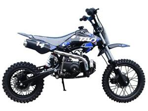 TAO TAO DB14 PIT BIKE Winter sale $1099 limited stock for xmas