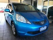 2009 Honda Jazz GE MY09 GLi Blue 5 Speed Automatic Hatchback Maidstone Maribyrnong Area Preview